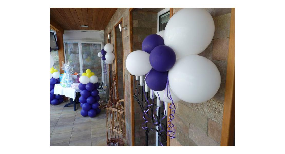 Balonova vyzdoba